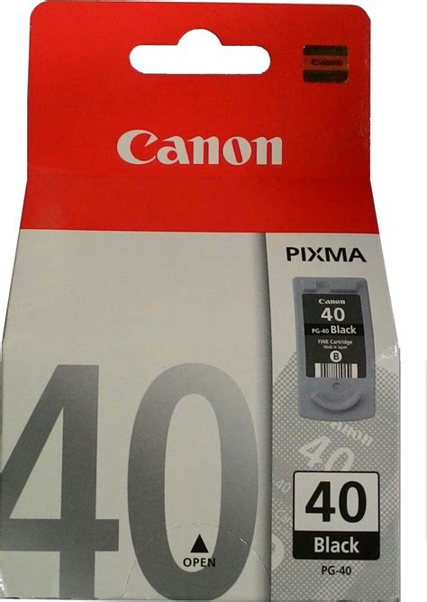 Cartirdge Canon 40 Black Original ink cartridge page 2 prices buy ink cartridge page 2