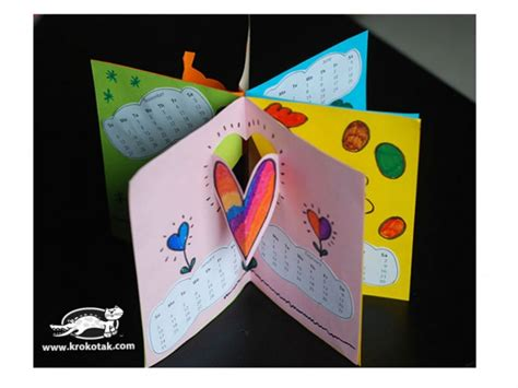 calendar craft projects 5 calendar crafts for