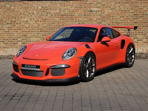 porsche 911 gt3 rs used 2016 porsche 911 gt3 rs for sale in the uk gtspirit