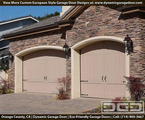 composite wood garage doors eco eco friendly carriage garage doors in composite wood materials decorated with dummy iron