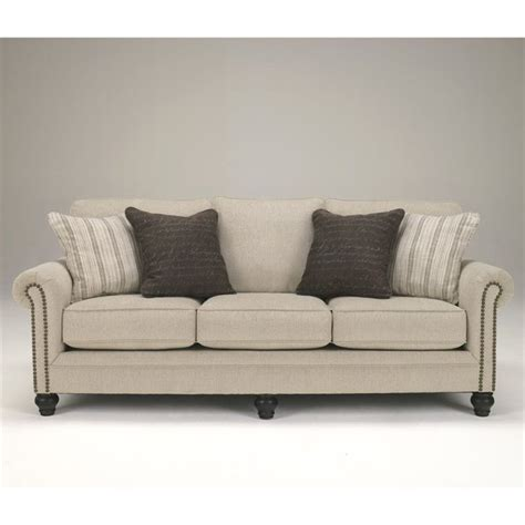 ashley furniture green microfiber sofa signature design by ashley furniture milari microfiber