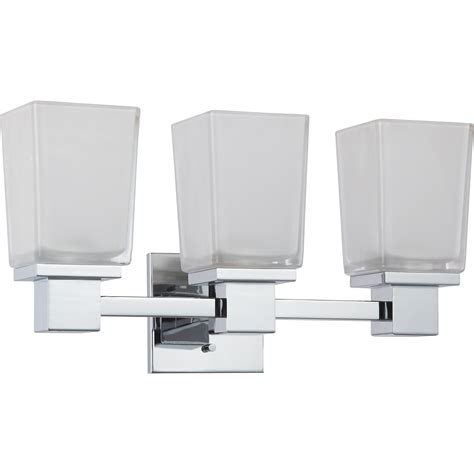 Nuvo Bathroom Lighting Nuvo 60 4003 3 Light Wall Mounted Vanity Light Collection Nuvo Lighting