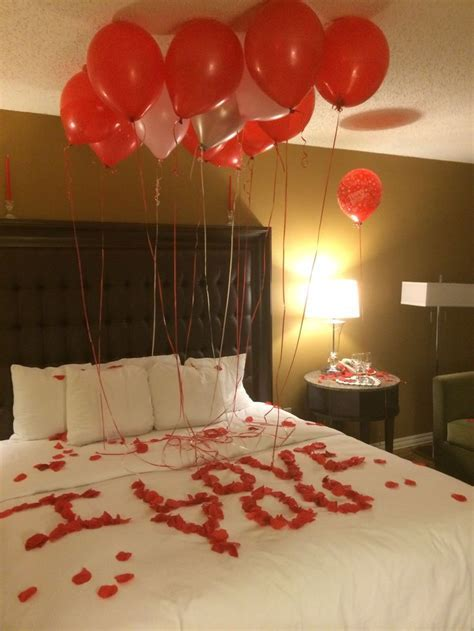 10 best decoration of room for boyfriend birthday images