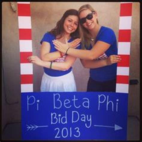 bid day themes pi beta phi countdown to recruitment on pinterest pi beta phi bid