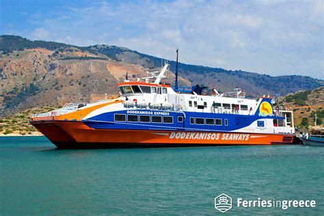 seaway boats review dodekanissos seaways ferry boat tickets reviews photos