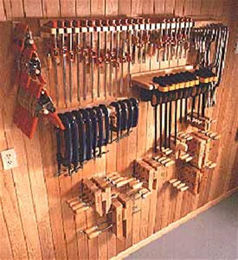 idea shop   clamp rack