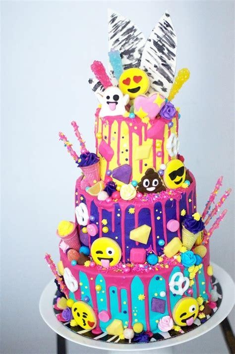 emoji birthday party ideas pretty  party