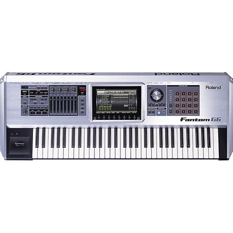 Keyboard Roland Fantom G6 Roland Fantom G6 Workstation Keyboard Music123