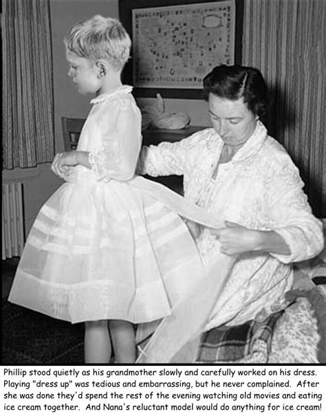 petticoat discipline art quarterly but gramma why do i have to wear a dress all the time i