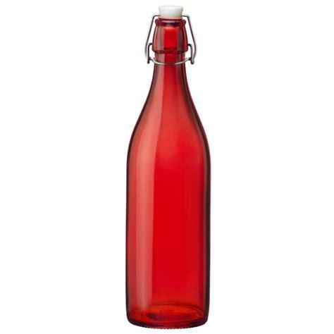swing tops for bottles giara swing top bottle red 1ltr
