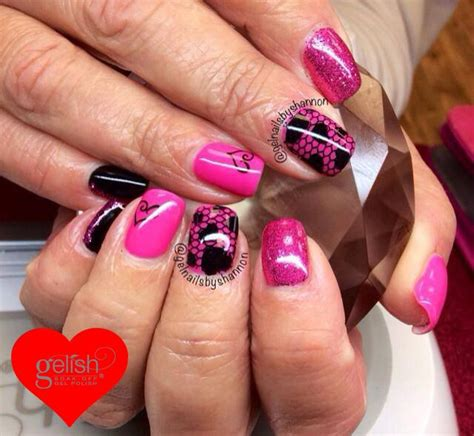 easy nail art with gelish 18 best images about gelish nail art ideas on pinterest