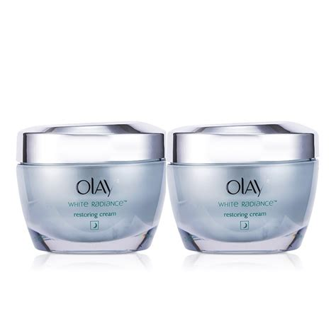 olay white radiance restoring duo pack fresh