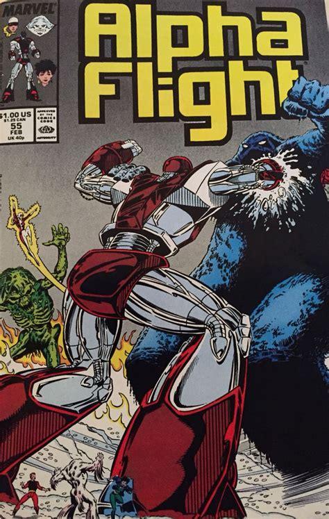 Sasquatch Vindicator Alpha Flight 240 best marvel comics alpha flight images on alpha flight comics and marvel comics