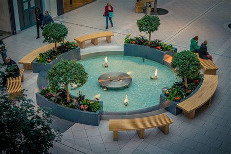 fuentes patio interior fotos gratis 225 rbol agua verde piscina patio interior