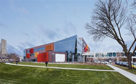Augsburg College Rochester Mn Mba by Augsburg Opens Hagfors Center Hga
