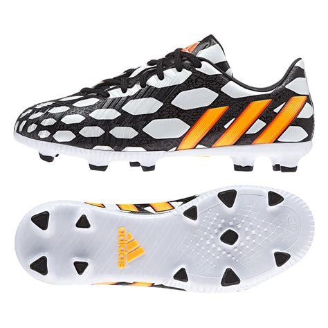 Sandal Adidas Predator Import adidas predator absolado instinct battle pack trx fg youth soccer cleats white solar gold