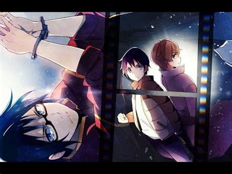 revival of life erased anime trailer amv youtube