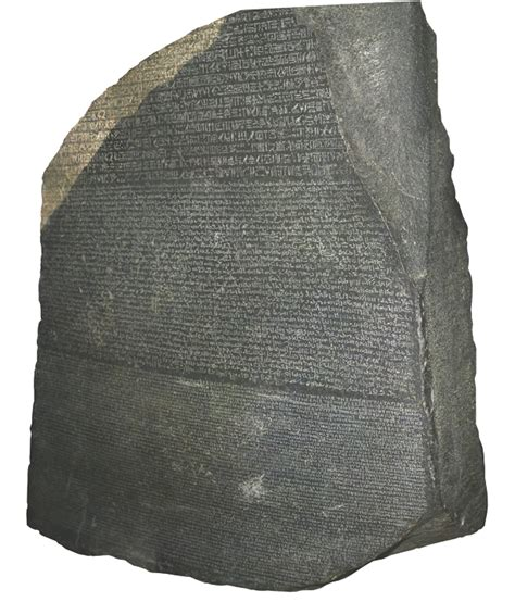 rosetta stone history the rosetta stone all about history