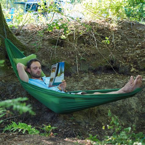 travel hammock lite plus by exped compact lightweight