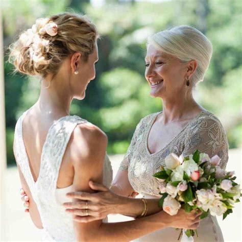 braut fotos mother of the bride martha stewart weddings