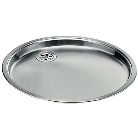 round kitchen sinks carron phoenix carisma 400 round undermount kitchen sink