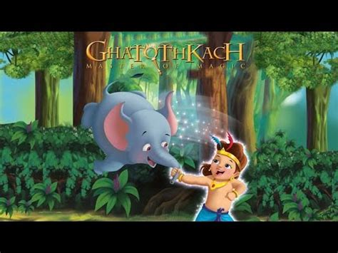 film magic hour mp4 download ghatothkach master of magic telugu animated movie for