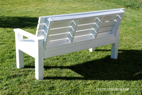 simple 2x4 bench plans sturdy 2x4 bench buildsomething com