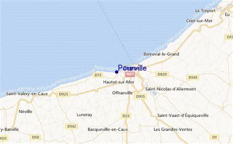 Pourville Prévisions de Surf et Surf Report (Normandy, France)
