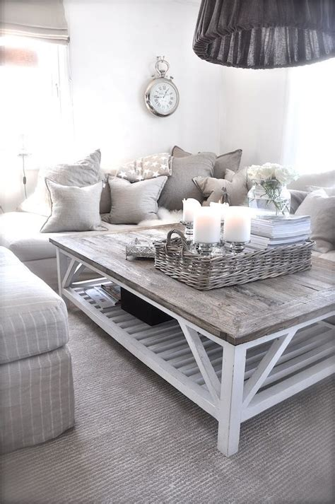 Coffee Table Ideas For Living Room 17 Best Ideas About Grey Living Room Furniture On Pinterest Living Room Designs Chic Living