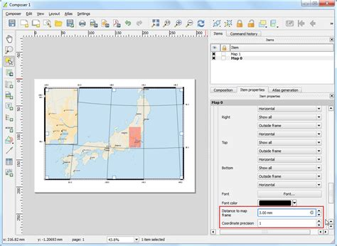 layout view in qgis making a map qgis tutorials and tips