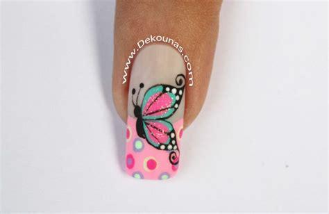 uñas decoradas con mariposas elegantes m 225 s de 25 ideas incre 237 bles sobre dise 241 os de u 241 as de