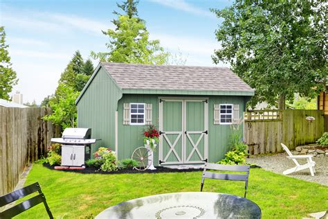 Sheds Pennsylvania by Landscaping Amish Backyard Structures From Pa