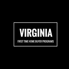 virginia time home buyer programs on 70 pins