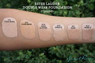 estee lauder foundation colors estee lauder wear foundation swatches makeup
