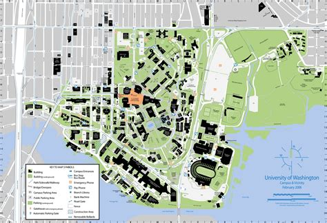 uw map uw route finder