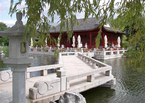 chinesischer garten zickzack br 252 cke bedeutung in der gartengestaltung
