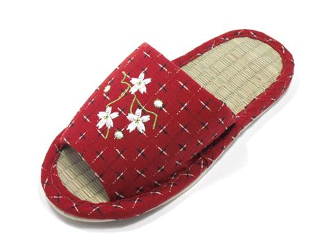 japanese tatami slippers galleon knp29809t japanese indoor bamboo tatami slippers