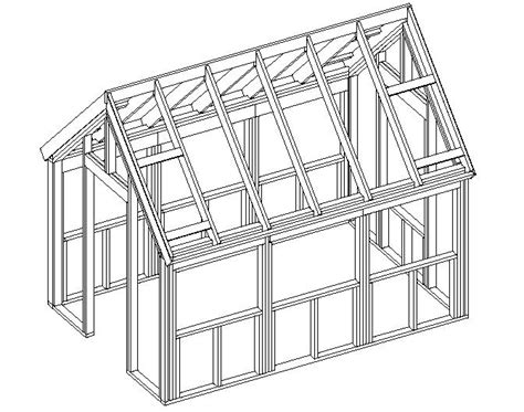 wood frame greenhouse plans free pdf woodworking