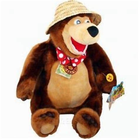 gambar boneka masha   bear lucu gambar masha