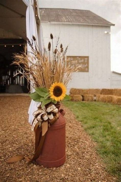 christmas milk can ideas pinterest 30 rustic country wedding ideas with milk churn milk jugs front porches and porch
