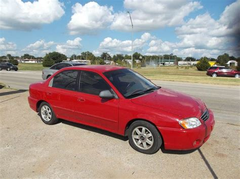 Kia Spectra Mpg 2002 Kia Spectra For Sale In Ok