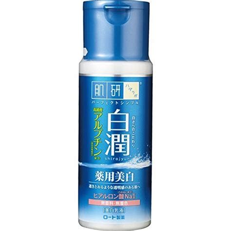 Noblesse Brightening Lotion 140 Ml hada labo rohto whitening lotion 140ml