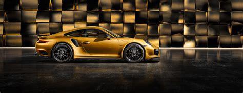 Porsche Exclusive by Porsche 911 Turbo S Exclusive Series Porsche Usa