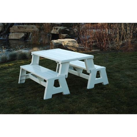 convert a bench picnic table 5rcat free shipping
