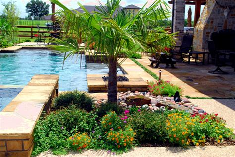 swimming pool landscaping ideas swimming pool landscape design ideas outdoortheme com