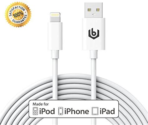 ten foot iphone 5 charger review apple mfi certified 10ft lightning cable