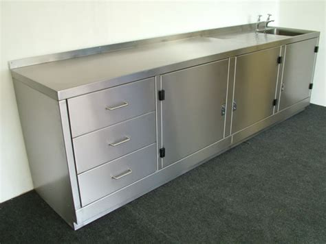 Sink Cupboard Unit stainless design services ltd catering sink cupboard units