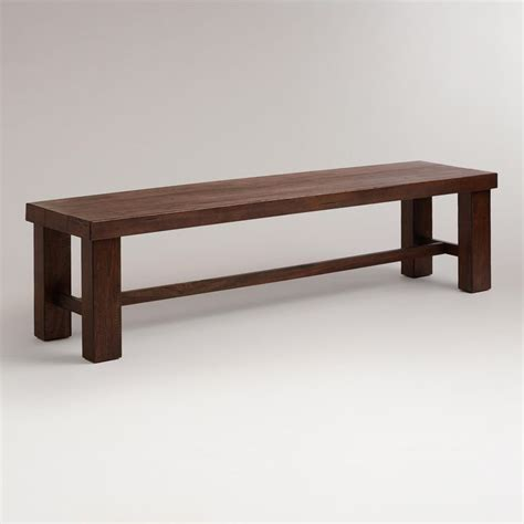 world market entryway bench francine dining bench wooden benches world and world market