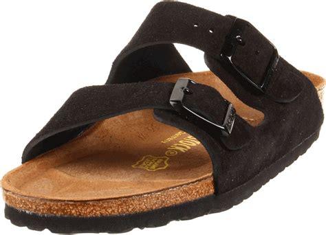 Sandal Wedges Mr93 Putih 43 birkenstock unisex arizona 2 cork footbed sandals black suede 43 n eu