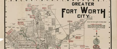 City Of Fort Worth Records Greater Fort Worth City 1919 Save History Medium